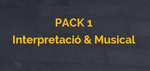 pack 1 interpretació i musical